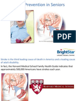 Stroke Prevention in Seniors