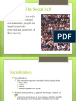 MEAD AND SOCIAL SELF PPT3
