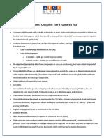 UK Tier 4 VISA Checklist_2020
