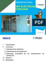 Semana 7 y 8 _ 5_Subestaciones Eléctricas de Distribución