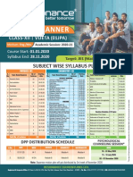 course planer 12