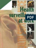 hsg61 - Health surveillance at work