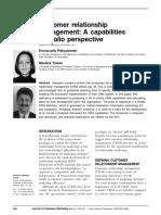 Plakoyiannaki-Tzokas2002_Article_CustomerRelationshipManagement
