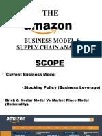 Amazon-Business Model