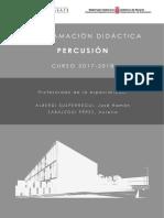 Percusion 17_18