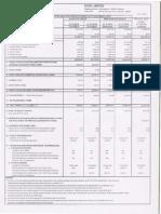 DCW - Quarterly Result - December 31, 2010