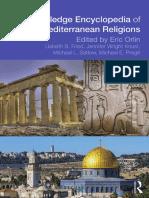 Anceint Mediterranean Religions Encyclopedia Routledge