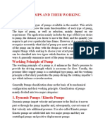 TYPES OF PUMPS AND THEIR WORKING PRINCIPLES.docx