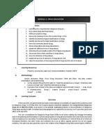 Module 3 Drug Education