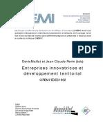 1992 GREMI-EDES Entreprises innovatrices et développement territorial.pdf