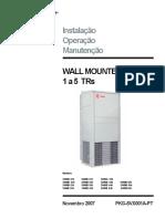 14_Manual Instalação Operação Manutenção SELF Wall Mounted.pdf