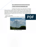 Overhead Transmission Line Distance Protection - Mutual Compensation