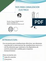 ACCESORIOS PARA CANALIZACION ELECTRICA.pptx