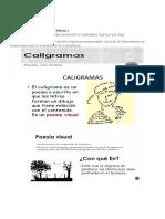 CALIGRAMAS.docx
