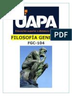 FGC-104 UNIDAD V. FILOSOFÍA Y RELIGIÓN