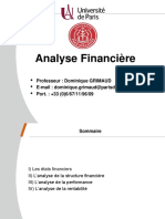 Analyse Financière CM 1 2019 2020