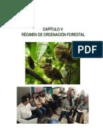 5. Capítulo V. Régimen de Ordenación ForestalCDMB Versión 10122019 SOLAMES - FEDEMUNICIPIOS