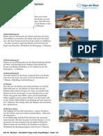 Kundalini Yoga Set für das Becken