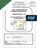 JULIO TOREESSSSSSL12. Motor Hidráulico y los Acumuladores - 2020