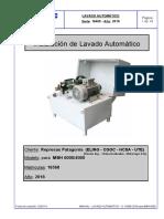 MANUAL - Lavado Automático - S. 16469-2018