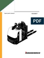 Jungheinrich ECE 225 Spare Parts Catalogue.pdf
