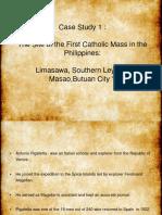 FIRST CATHOLIC MASS IN PH.pdf