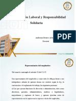 Responsabilidad solidaria e intermediación laboral (1)