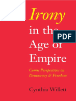 Cynthia Willett - Irony in the Age of Empire_ Comic Perspectives on Democracy and Freedom (American Philosophy) (2008) - libgen.lc