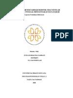 [3] Laporan Penetapan Parameter Farmakokinetik Obat (1).docx