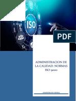 OFICIAL_Administracion de calidad_Normas ISO-9000