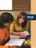 3rd Quarter 2020 -Making Friends for God the Joy of Sharing in His Mission - Easy