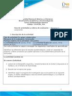 Guía de actividades y Rúbrica de evaluación-Momento 3- comprender