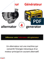 alterna vs generateur