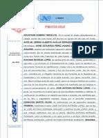15) DONACIÓN POR CAUSA DE MUERTE