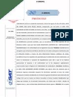 22) CAMBIO DE REGIMEN ECONOMICO