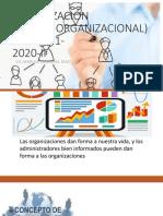 ORGANIZACIONES 2020-II