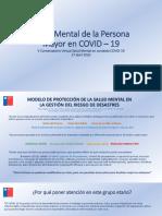 Salud Mental de la Persona Mayor en COVID 19 - Minsal