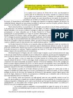 FUNCIÓN P. Compilacion SENTENCIAS
