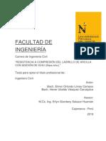RESISTENCIA A COMPRESIÓN DEL LADRILLO DE ARCILLA CON ADICIÓN DE ICHU (STIPA ICHU).pdf