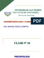 Clase Nº 10 - Precipitacion 2 (2)