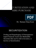 securitization and hire purchase