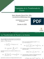 Transformada de Fourier (1)