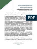 CNDH COM_2020_353