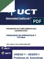 diapositiva sesion problemas d eaprendizaje y tutoria  para el sabado.pptx