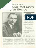 El senador McCarthy1