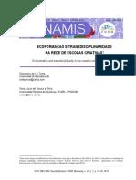 ECOFORMAÇÃO E TRANSDISCIPLINARIDADE
