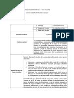 FICHA SENTENCIA JUICIO DE PROPORCIONALIDAD