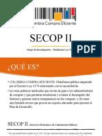 Presentación SECOP II
