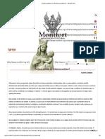 Sedevacantismo ou Eclesiovacantismo-Monfort-2009