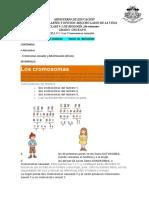 CLASE 1  2DO TRIMESTRE DE BIOLOGIA LOS CROMOSOMAS SEXUALES